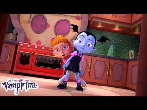 Hiding Places | Music Video | Vampirina | Disney Junior