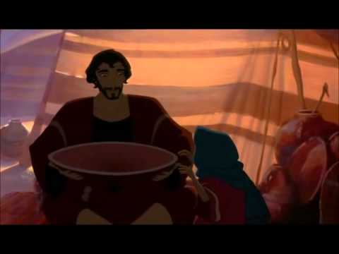 Prince of Egypt - Through Heavens Eyes
