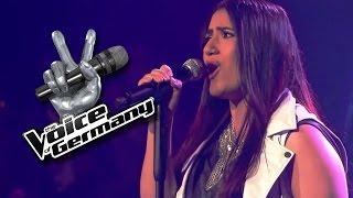 Unfaithful – Elif Özcelik | The Voice 2014 | Knockouts
