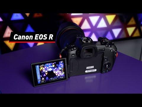 Profi-Systemkamera Im Vollformat: Canon EOS R
