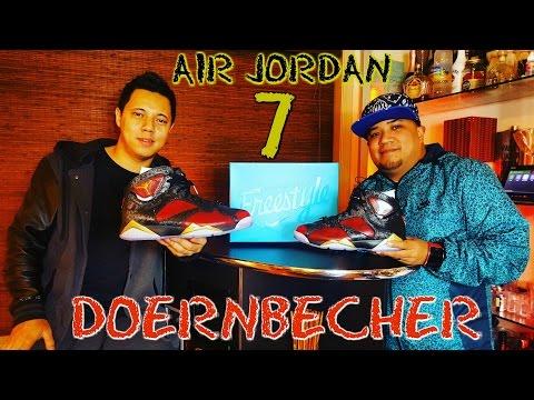 Air Jordan 7 - Doernbecher