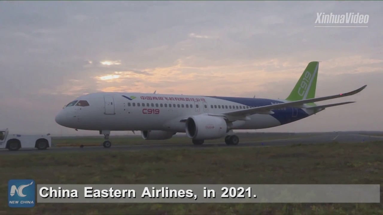 China's first big passenger jet C919 expected to be ...