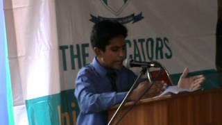 Jarar Haider Speech in pindi gheb