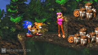 00024 Sonic For Hire   Donkey Kong Country