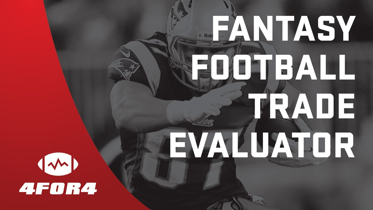 How to Use the 4for4 Fantasy Footbal Trade Analyzer and Lineup ...