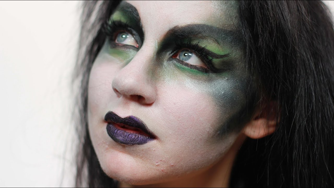 How To Do A Witch Look - YouTube - photo#1