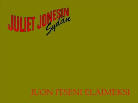 Juliet Jonesin Sydän - Juon itseni eläimeksi