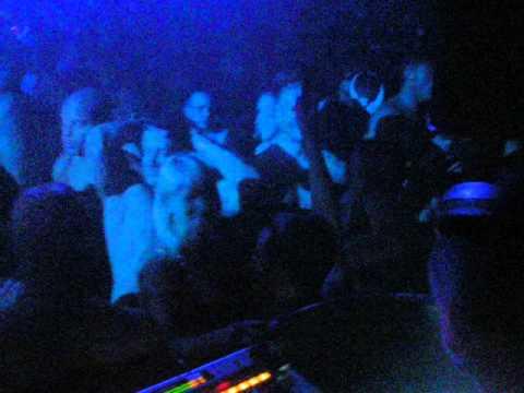 DJ Elias playing X-Press 2