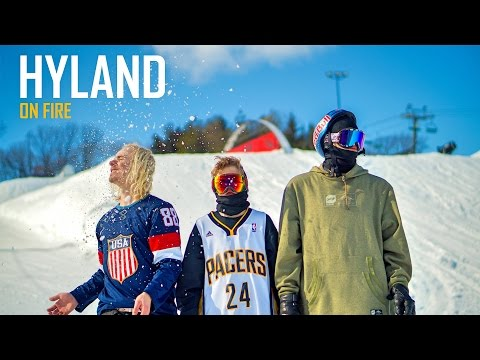 Hyland On Fire