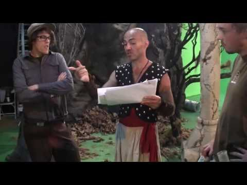Sinbad: The Fifth Voyage: Behind The Scenes Look With Director Shahin Sean Solimon