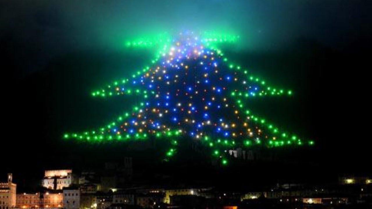 World's BIGGEST CHRISTMAS TREE!