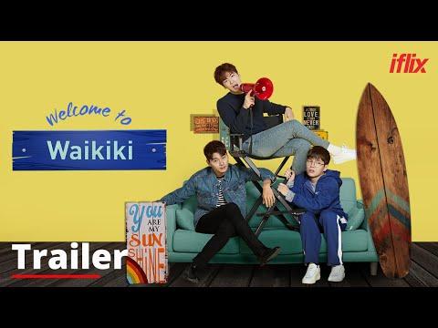 Welcome To Waikiki   Trailer   Watch FREE On Iflix