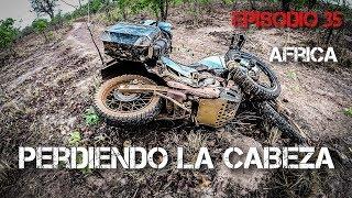 PERDIENDO LA CABEZA en Burkina Faso | Vuelta al mundo en moto | África #35