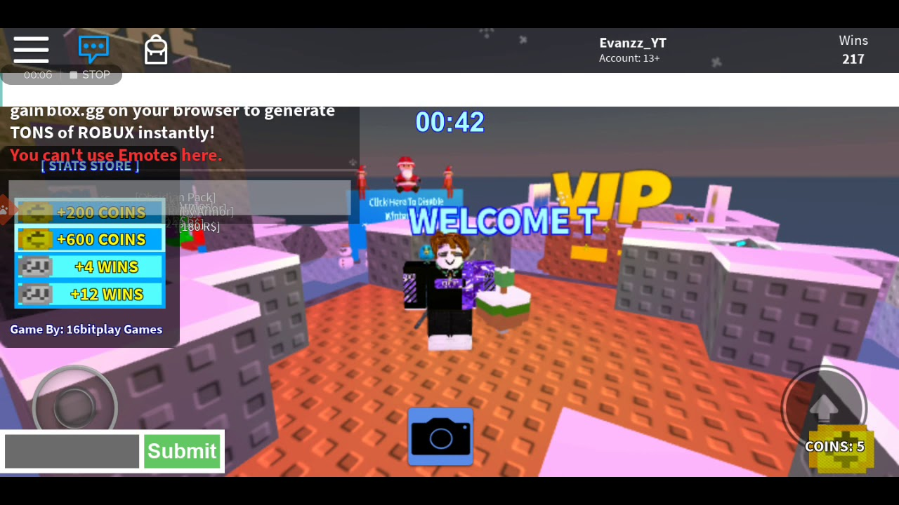 Workinghow To Get Free Vip Server For All Games Jailbreak Mining Simulator Roblox How To Teleport In Skywars Roblox