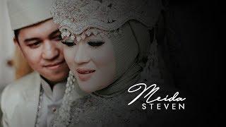 Video Steven & Maida Wedding download MP3, 3GP, MP4, WEBM, AVI, FLV Agustus 2018