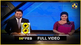 Live at 8 News – 2021.02.06 Thumbnail