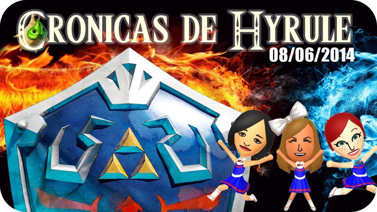 Crónicas de Hyrule (08/06/2014)