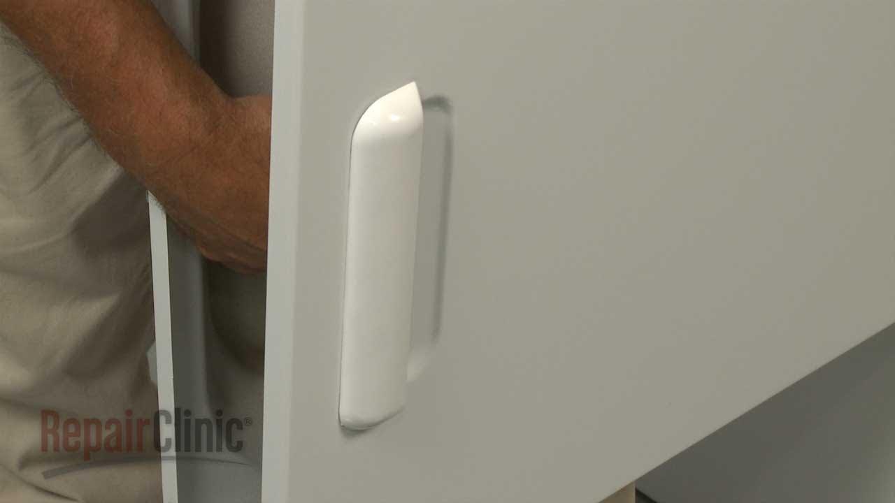 & GE Gas Dryer Door Handle Replacement #WE01X20419 - YouTube Pezcame.Com
