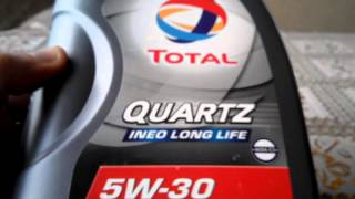 Отзыв о масле Total Quartz ineo long life