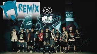 EXO _으르렁_Growl (i5cream Remix)