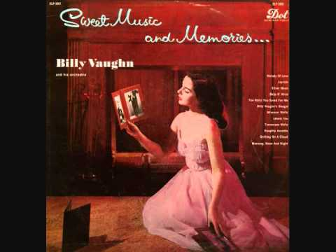 Billy Vaughn and His Orchestra - Melody of Love (1954)