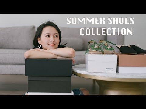 summer shoes collection | 夏季鞋子合集 | 年中折扣季购物分享