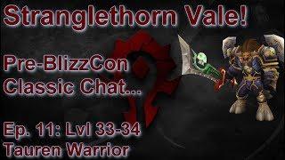 S06E11: Into Stranglethorn! (Tauren Warrior) - Battle for Azeroth Playthrough