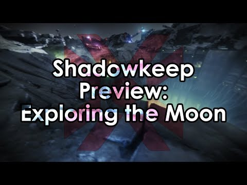 Destiny 2 Shadowkeep: First Look At The Moon (Story Mission/Patrol)