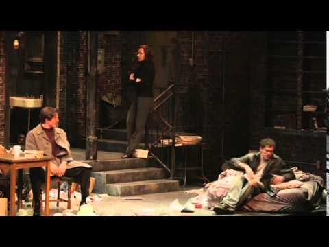 Sasha Roiz, Lisa Datz, Silas Weir Mitchell (Three Days of Rain)