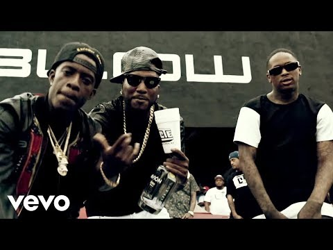 Mix - YG - My Hitta ft. Jeezy, Rich Homie Quan