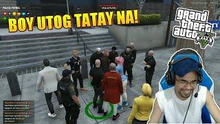 BOY UTOG NAKA BUNTIS MAGIGING TATAY NA | LA PRESA X BLACKROSE | BILLIONAIRE GANG GTA 5 ROLE PLAY