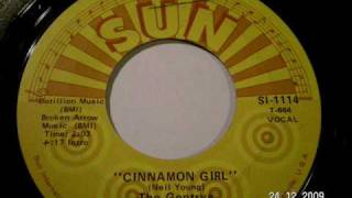 THE GENTRYS - Cinnamon girl