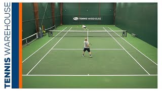 Improve your Tennis: How to Beat a Counterpuncher