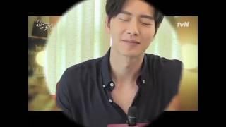 박해진 - Park Haejin speaking english