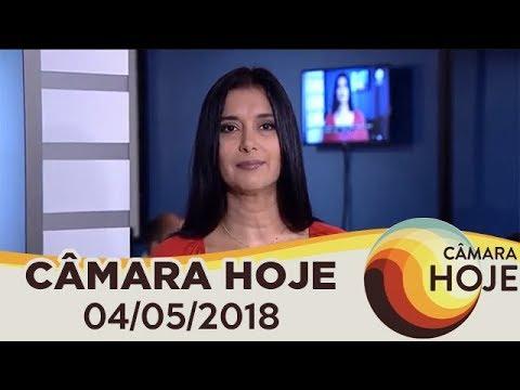 Câmara Hoje - Maia manda instalar comissão especial para análise do foro privilegiado   04/05/2018