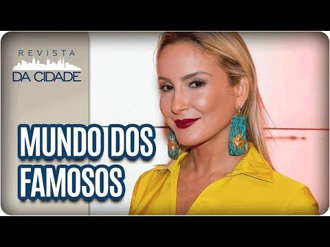 Claudia Leitte Dá Sermão Em Fã + Novidades Sobre Pabllo Vittar - Revista Da Cidade (23/01/18)
