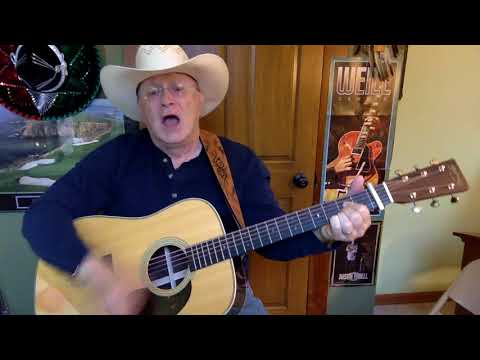 2274  - There Goes My Heart -  Mavericks cover  - Vocals  - Acoustic Guitar & chords