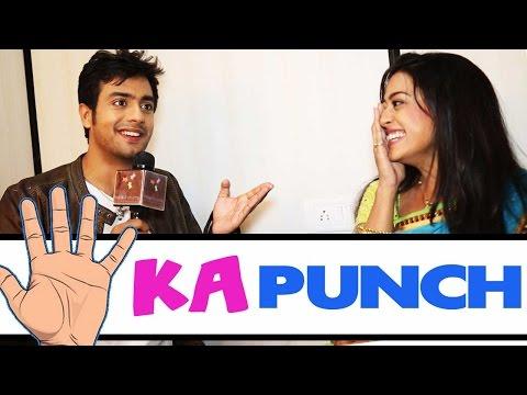 Gaurav S Bajaj  & Kritida Mistry Take The 5Ka Punch Challenge