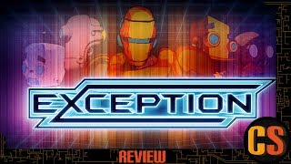 EXCEPTION - PS4 REVIEW (Video Game Video Review)