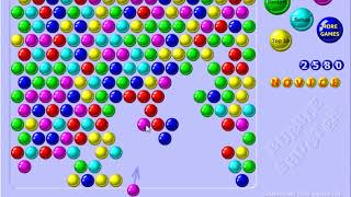 Меткий стрелок - Bubble shooter - Стрелять шариками