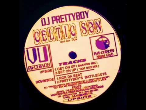 DJ Prettyboy (produced by DJ Lace) - Get on up (burn)