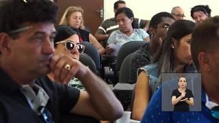 """Jornal Acontece - Seminário GASPA """"Acolher, Informar e Empoderar"""""""