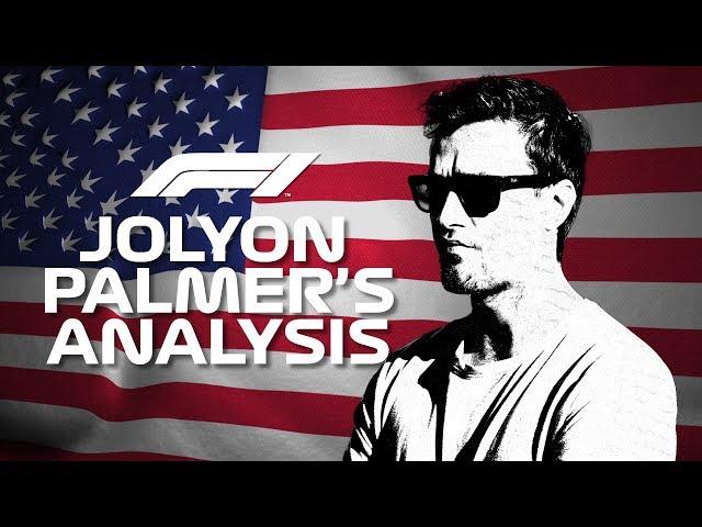 The Champion's Mentality Of Lewis Hamilton | Jolyon Palmer On The 2019 United States Grand Prix