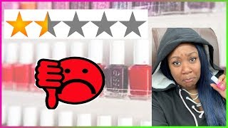 GOING TO THE WORST REVIEWED NAIL SALON IN MY CITY | 1.5 STARS