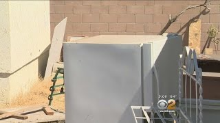 Man's Body Found Inside Refrigerator At Sun Valley Home Used In Pot-Growing Operation