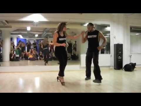 Leslie Ferreira & Jorge Contreras FINLAND 6th BACHATA FESTIVAL!