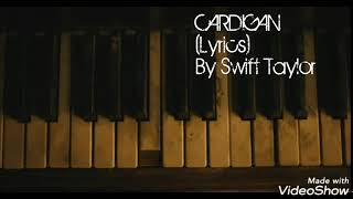 Baixar Taylor Swift - Cardigan ( Lyrics with Pictures )