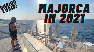 MAJORCA HOLIDAY IN 2021 VLOG! D&J PROJECTS ON TOUR!