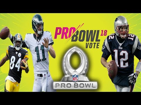 MY PRO BOWL BALLOT | 2018 PRO BOWL VOTING IS OPEN -- HOW MANY EAGLES MAKE IT?