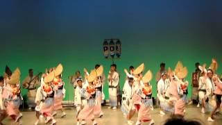 第28回南越谷阿波踊り〜舞台踊り